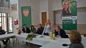 Marijana Petir, kandidatkinja HSS-a za EU parlament