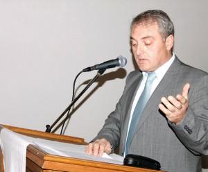 Načelnik općine Dragalić Zvonimir Karlik