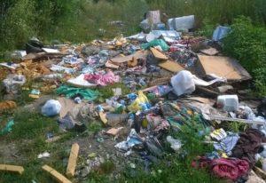 Nepropisno odbačen otpad